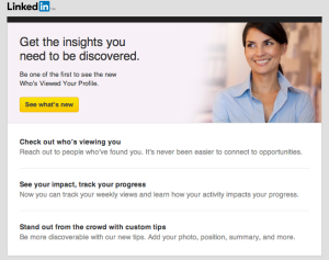 Who's Viewed Your Profile - LinkedIn