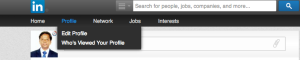 Who's Viewed Your Profile feature in LinkedIn